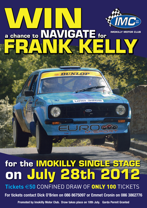 rally.ie - Stories - Imokilly Single Stage Rally - (Sat) 28 Jul 12