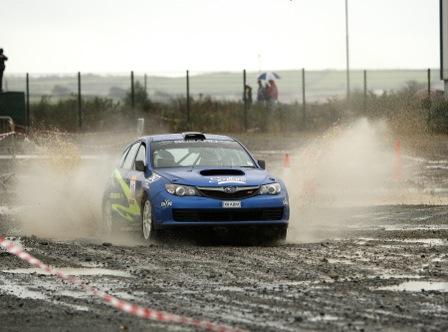 rally Stories Carrick on Suir Winter Rallysprint