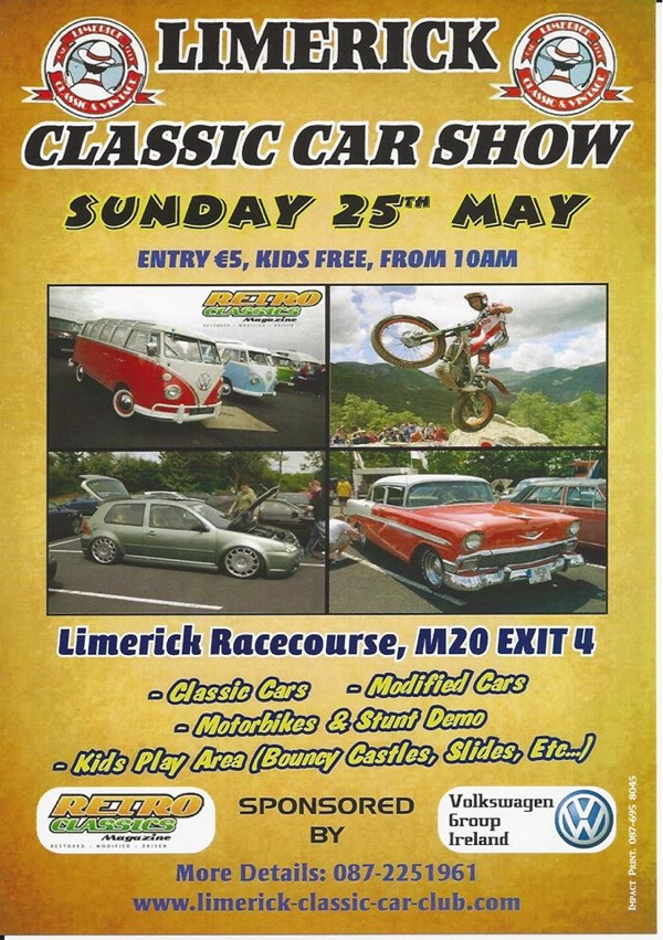 Wexford Classic Car Club