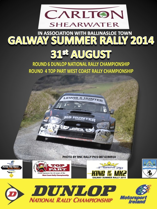 rally.ie - Stories - Galway Summer Rally - 31 Aug 14