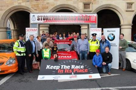 Stories tipperary stonethrowers stages rally for Motor inn toyota of carroll