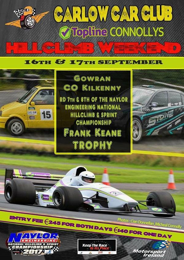 rally.ie - Stories - Carlow Hillclimb/Sprint Weekend - NEW DATE - 16 ...