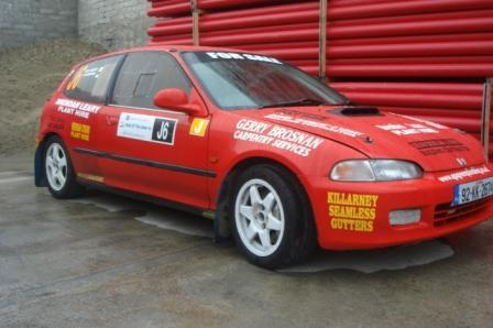 Classified For Sale Honda Civic Vtec 1 6 Rally Car