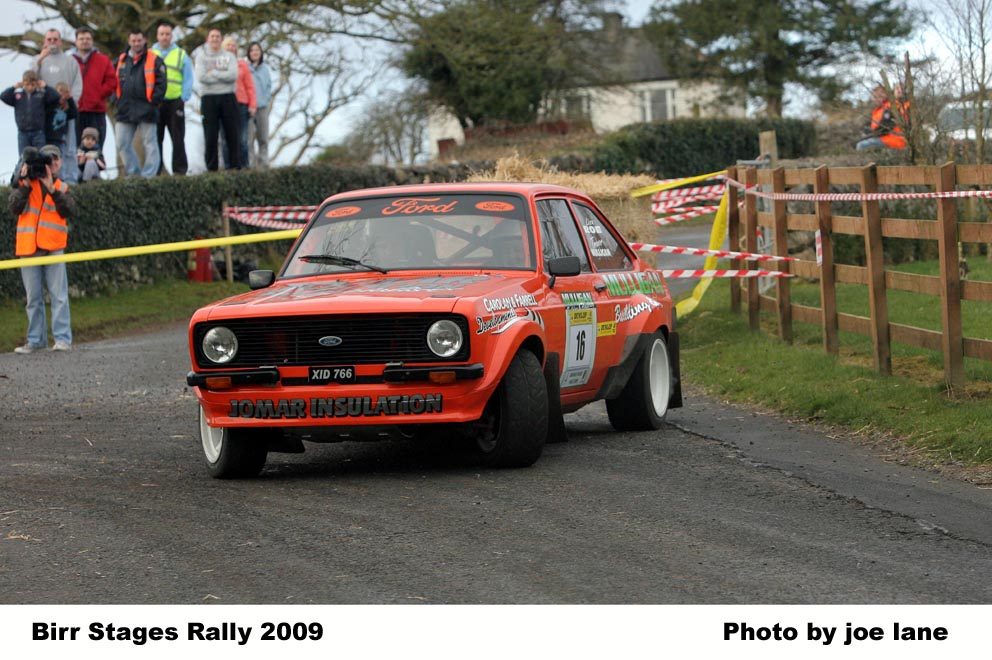 rally.ie - Stories - Birr MC Nenagh Stages Rally - 22 Feb 09