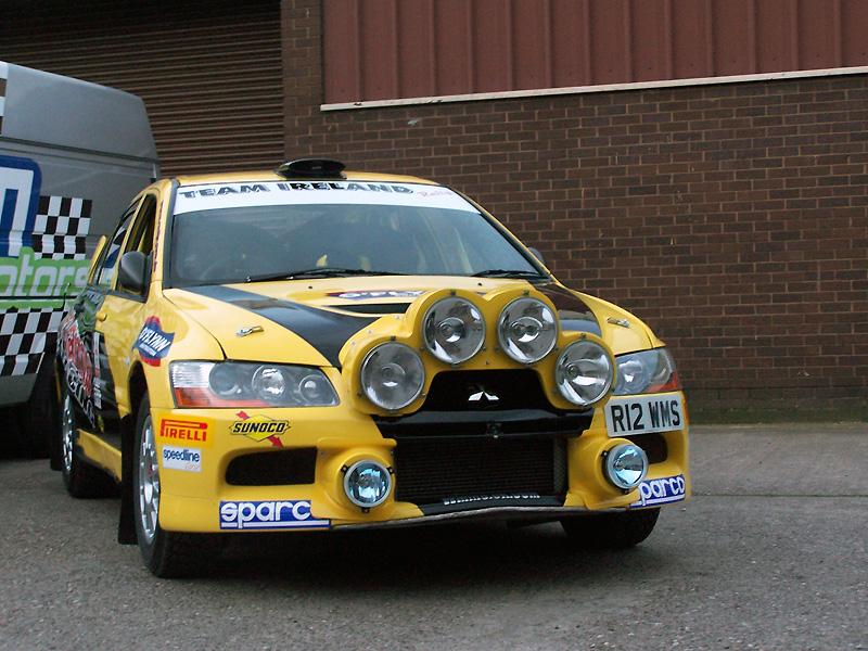 rally.ie - Stories - Rallye Sunseeker - 27-28 Feb 09