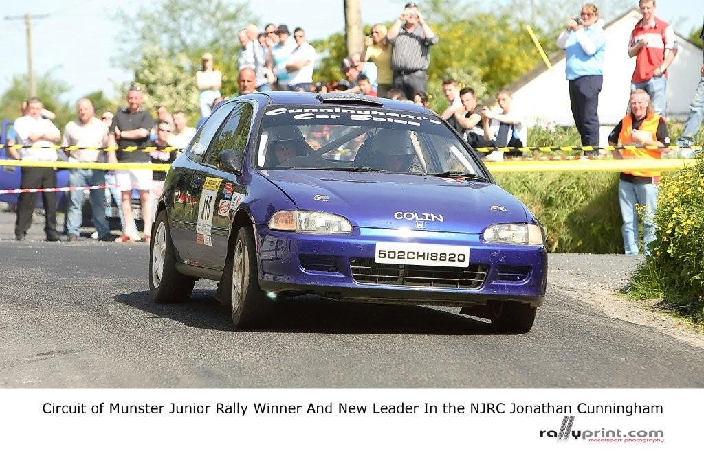 rally.ie - Stories - Limerick Circuit of Munster Stages Rally - 31 ...