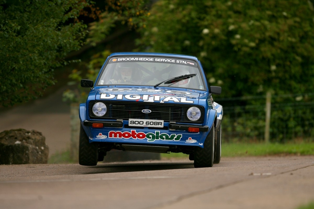 rally.ie - Stories - Loughgall Country Park Rally - (Sat) 4 Jul 09