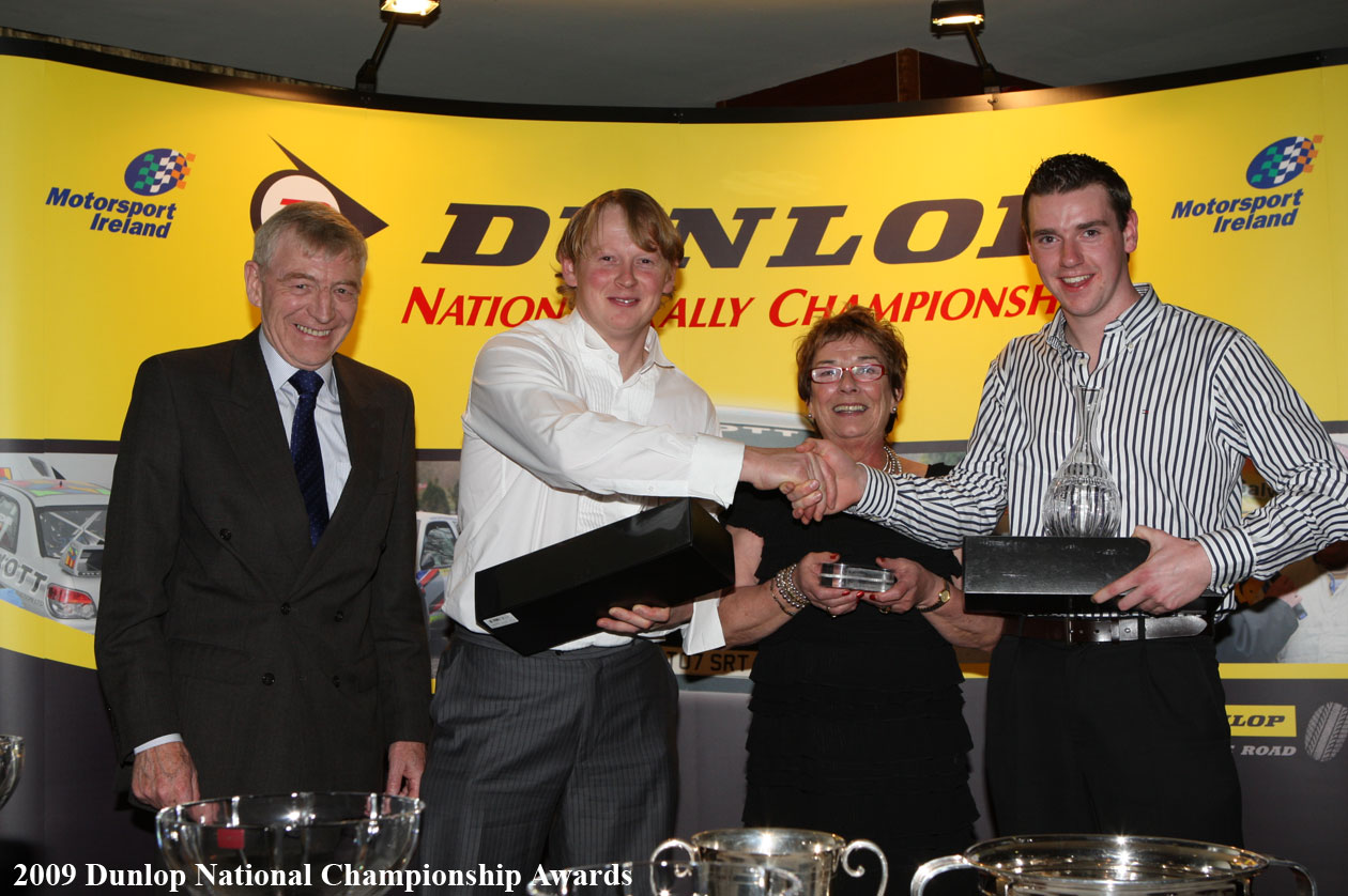rally.ie - Stories - National Rally Championship Awards Night - (Sat ...