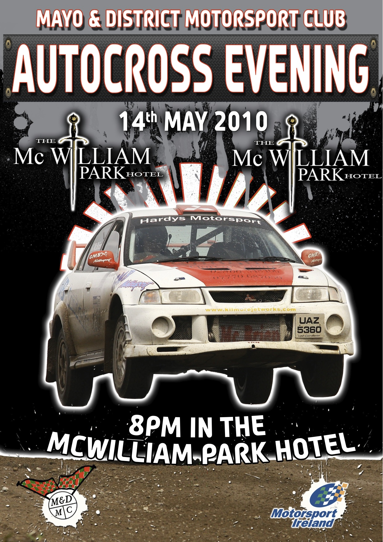 rally.ie - Stories - MAYO GETTING STARTED IN MOTORSPORT NIGHT - (Fri ...