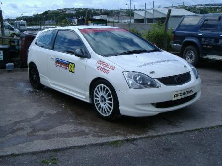Lanes Rally Car For Sale