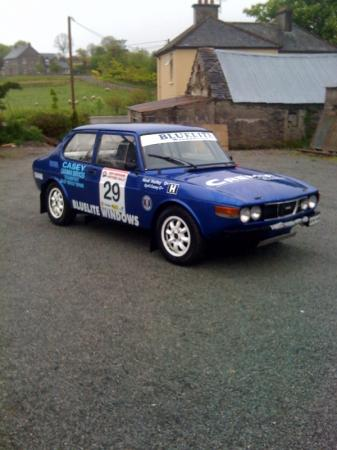 rally.ie - Classified - For Sale: Saab 99 ems Post ...