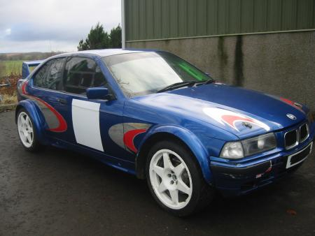 Rally Ie Classified For Sale Bmw Compact Wide Track S2000