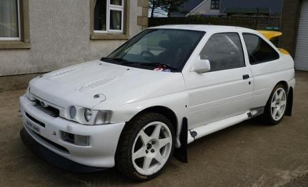 Rally Ie Classified For Sale Ford Escort Rs Cosworth Gpa