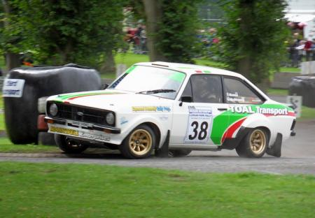 Ford Escort Mk2 Rally Car Pictures. Ford Escort Mk2 Rally Car