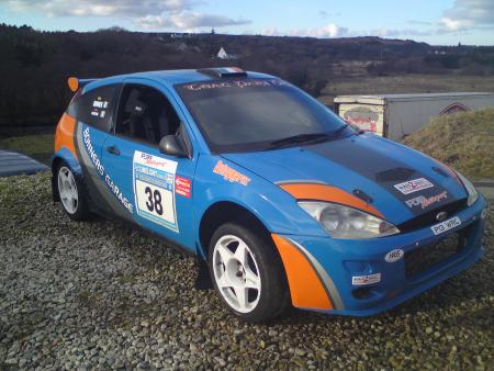 Rally Ie Classified For Sale Ford Focus Rwd Rally Car