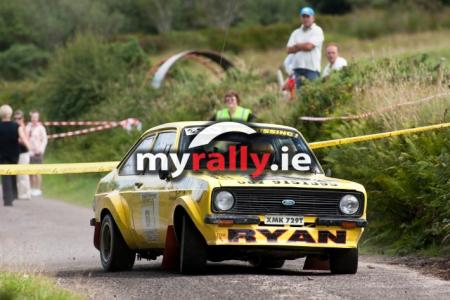 Ford Escort Mk2 Rally Car. Ford Escort Mk2 Rally Car