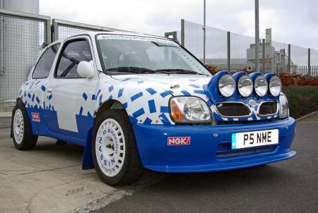Rally Ie Classified For Sale Nissan Micra Kit Car Ex