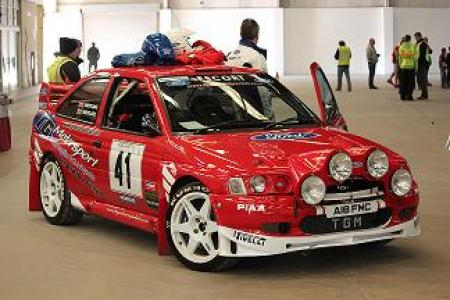 Rally Ie Classified For Sale Ford Escort Rs Cosworth Group A