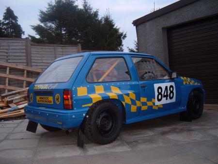 rally ie - Classified - For Sale : 4 x 4 Nova, 2 3 engine