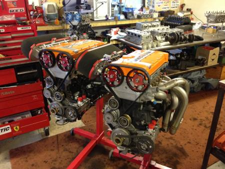 rally ie - Classified - For Sale: 2 New 2 0XE Vauxhall Rally/ Race