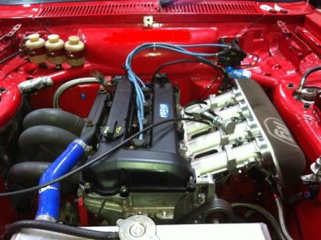 rally ie - Classified - For Sale: 2 4L Ford Duratec Rally Engine
